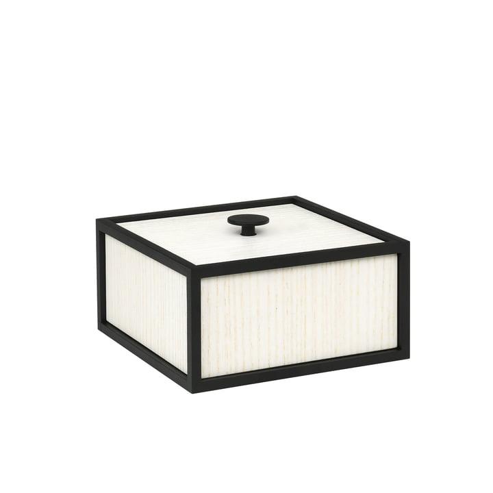 Frame Box 14 von by Lassen in Esche Weiß