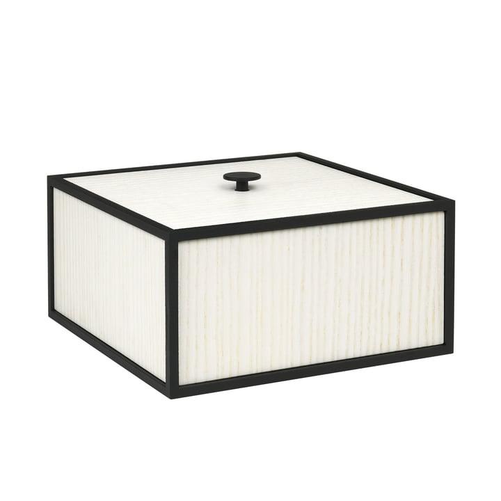 Frame Box 20 von by Lassen in Esche Weiß