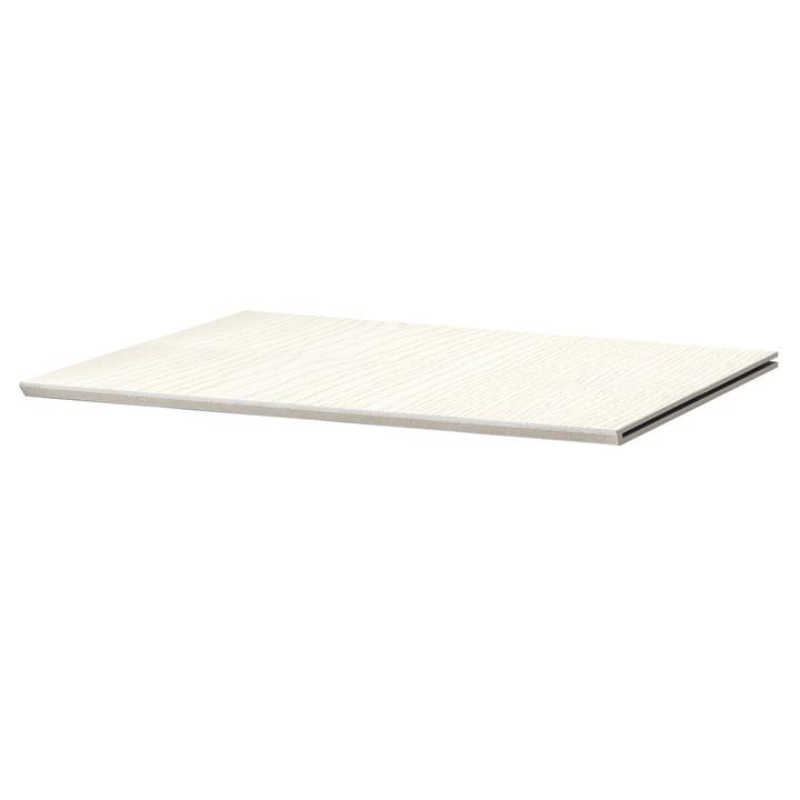 Einlegeboden zu Frame 49 von by Lassen in Esche weiß gebeizt