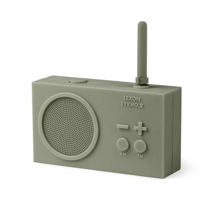 Tykho 2 Radio von Lexon in Hellgrau