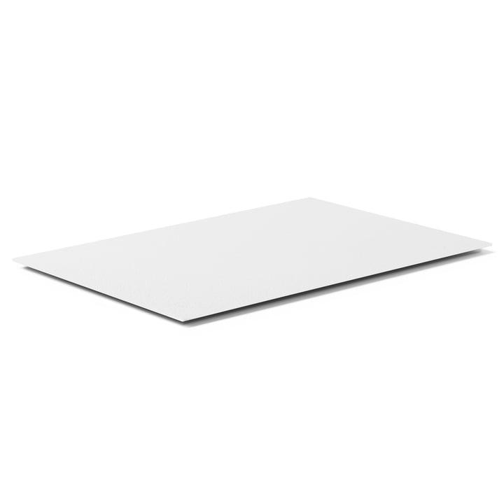 Base Extended 21 x 30 cm von by Lassen in Weiß