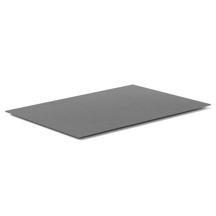 Base Extended 21 x 30 cm von by Lassen in Schwarz