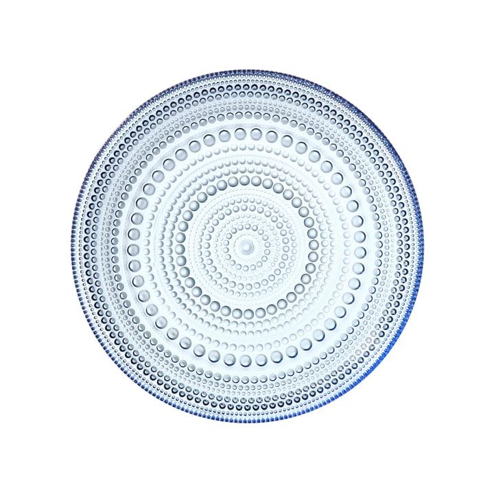 Kastehelmi Teller Ø 17 cm von Iittala in Aqua