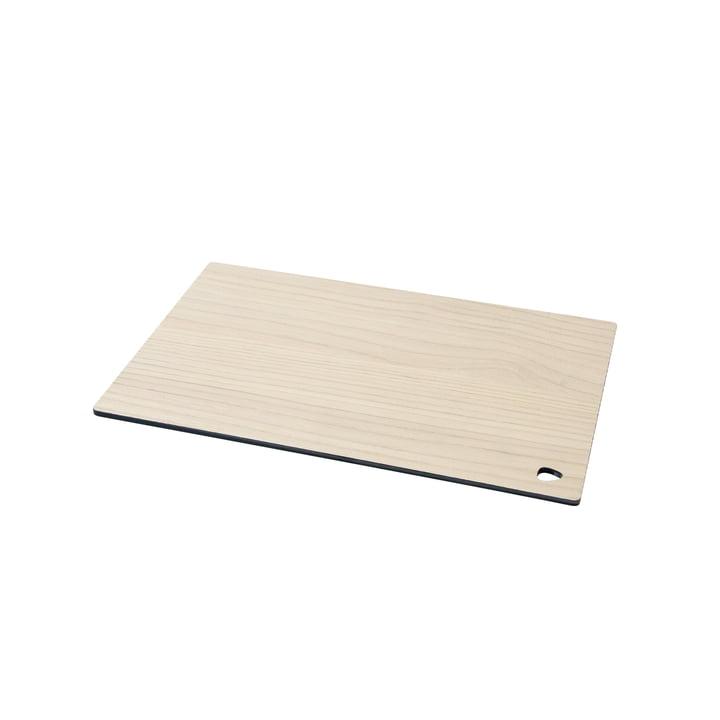 Cut&Serve Schneidebrett Square S 25 x 16 cm von LindDNA in Esche