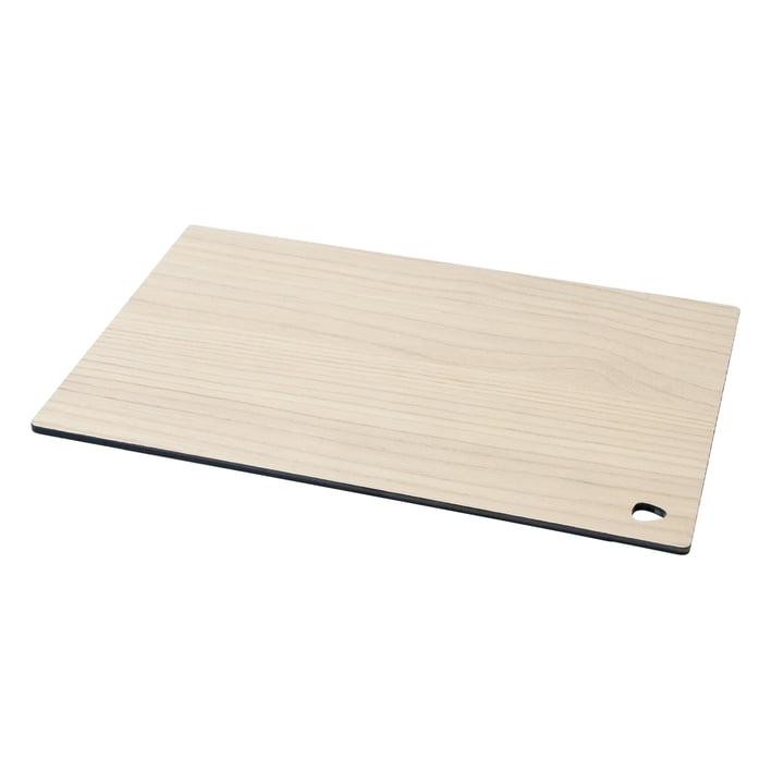 Cut&Serve Board 20 x 48 cm von LindDNA in Esche