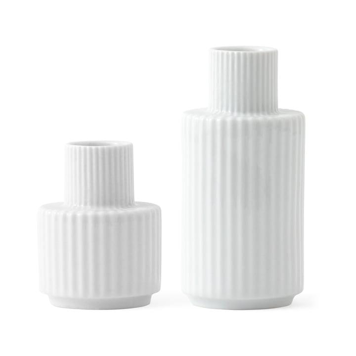 Kerzenhalter von Lyngby Porcelæn
