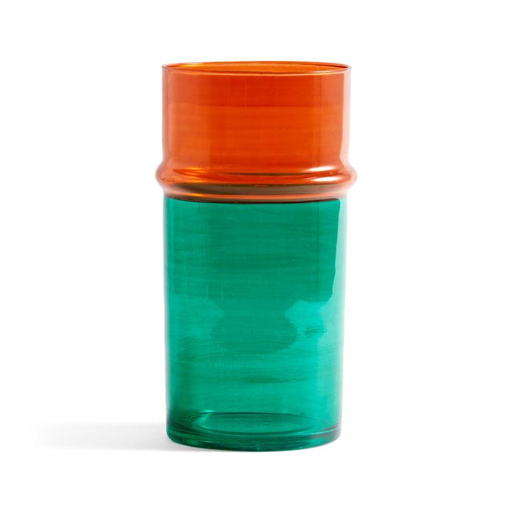 Die Hay - Marokkanische Vase L, grün