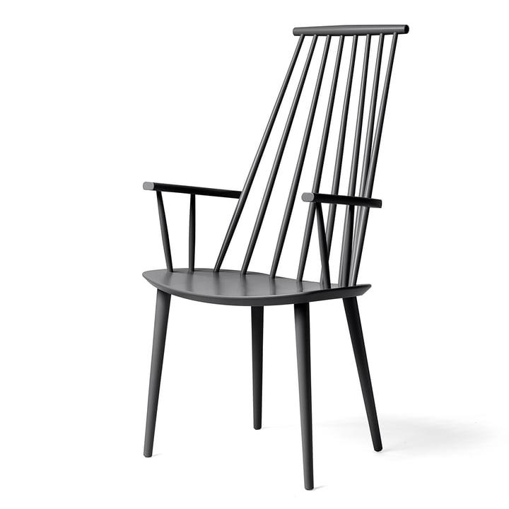 J110 Chair von Hay in grau