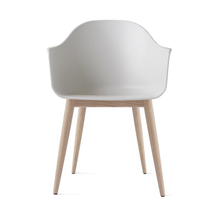 Harbour Chair von Menu in Eiche natur / Weiß