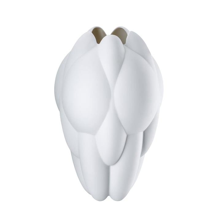 Core Vase H 25 cm von Rosenthal in Weiß