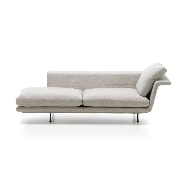 Vitra Grand Sofa mit offener linken Seite ohne Heftung