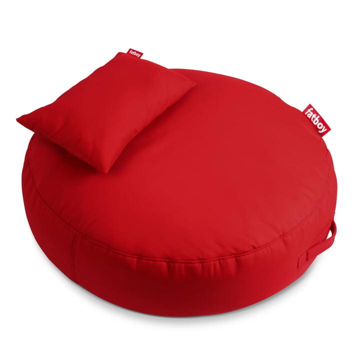 Der Fatboy - Pupillow Outdoor-Sitzsack, rot