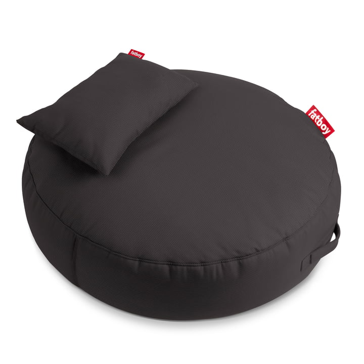 Der Fatboy - Pupillow Outdoor-Sitzsack, charcoal