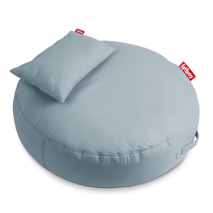Der Fatboy - Pupillow Outdoor-Sitzsack, mineral blue