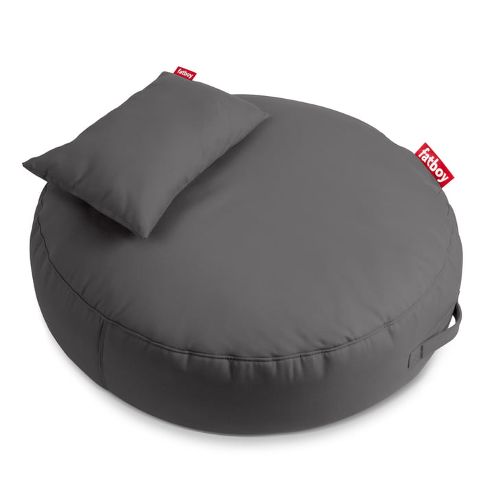 Der Fatboy - Pupillow Outdoor-Sitzsack, grau