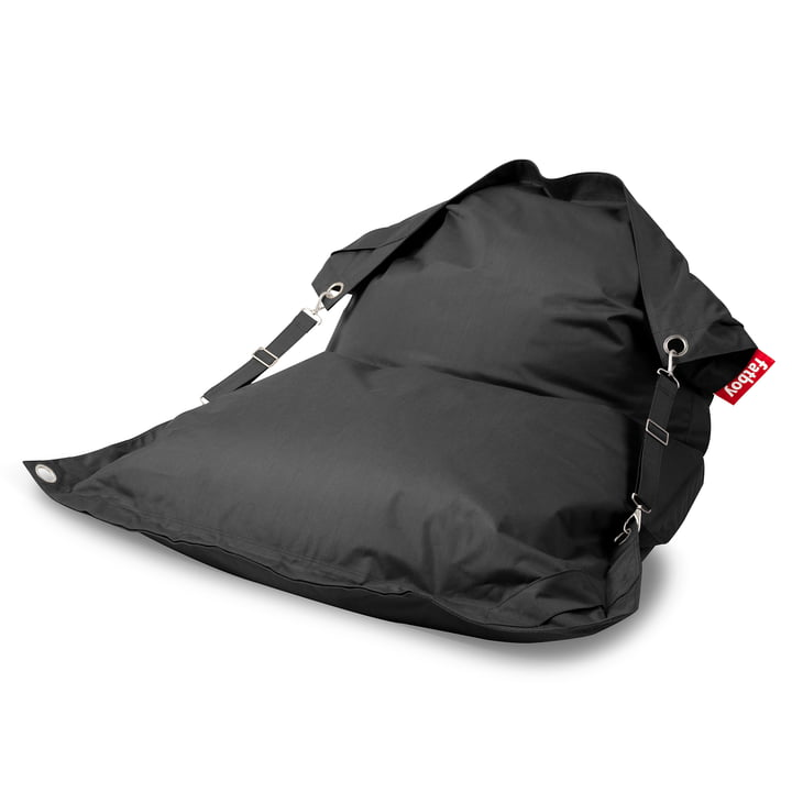 DerFatboy - Buggle-up Outdoor-Sitzsack, charcoal