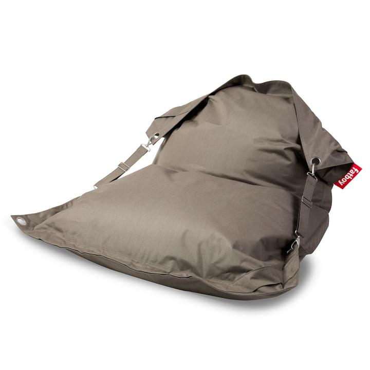 Der Fatboy - Buggle-up Outdoor-Sitzsack, sandy taupe