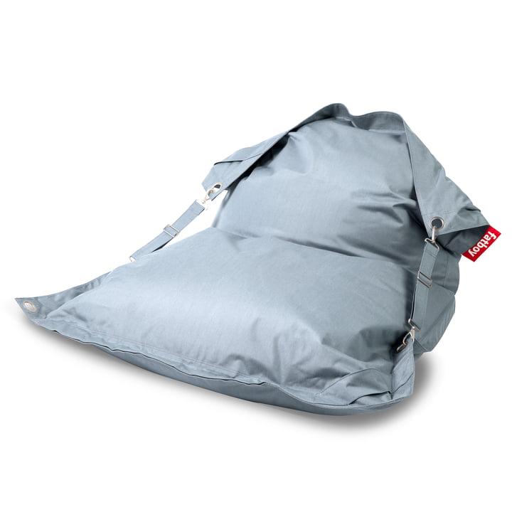 Der Fatboy - Buggle-up Outdoor-Sitzsack, mineral blue