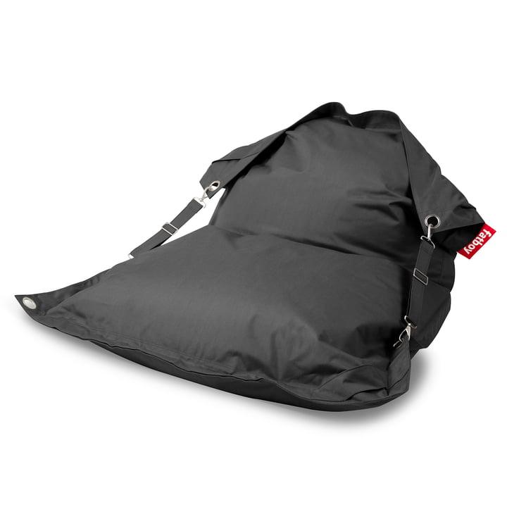 Der Fatboy - Buggle-up Outdoor-Sitzsack, anthrazit