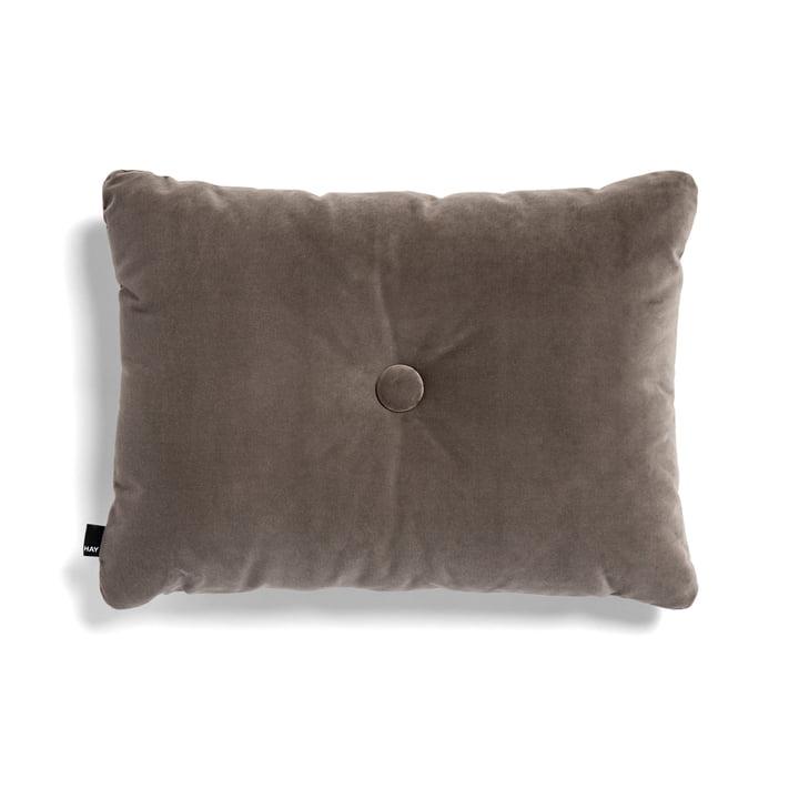 Das Hay - Kissen Dot Soft, 45 x 60 cm, warm grey