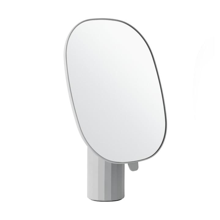 Der Muuto - Mimic Tischspiegel, grau