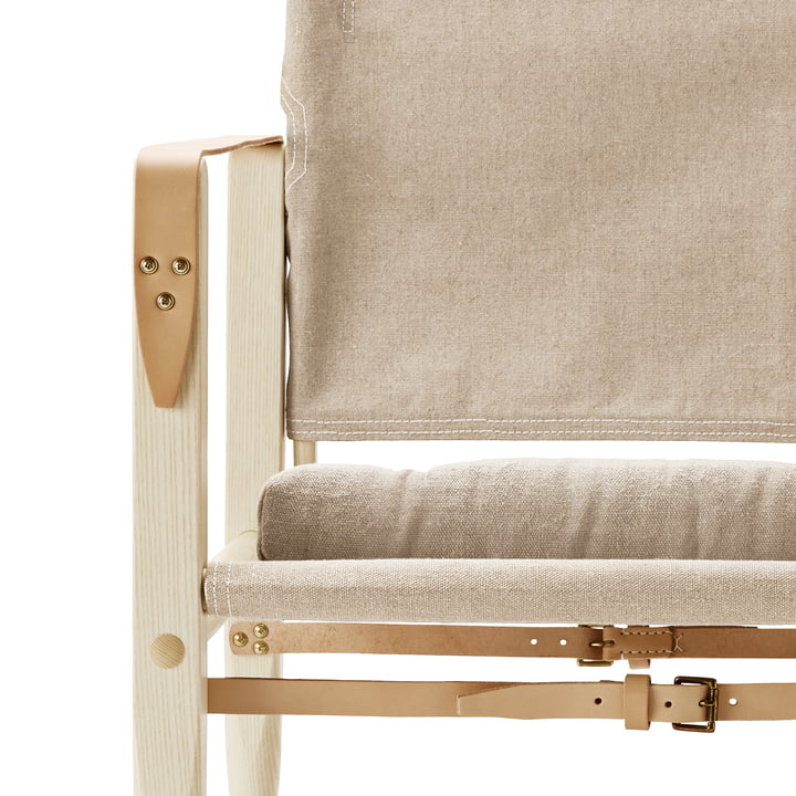 Der Carl Hansen - KK47000 Safari Chair im Detail