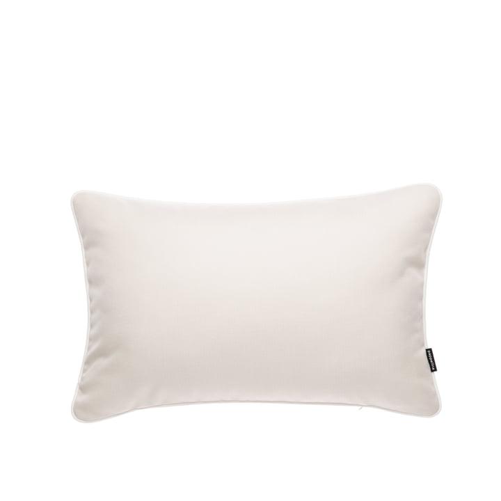 Sunny Outdoorkissen 38 x 58 cm von Pappelina in Vanilla