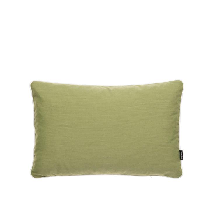 Sunny Outdoorkissen 38 x 58 cm von Pappelina in Olive