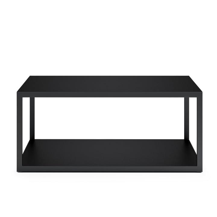 Der Röshults - Garden Easy Tisch, 100 x 50 cm, anthrazit