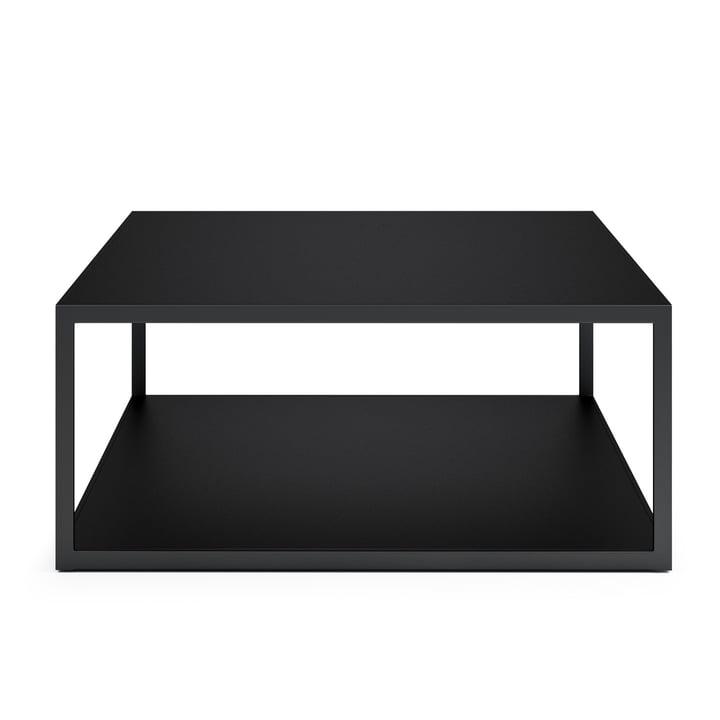 Der Röshults - Garden Easy Tisch, 115 x 115 cm, anthrazit