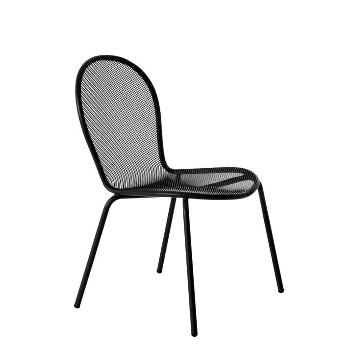 Der Emu - Ronda Stuhl, schwarz
