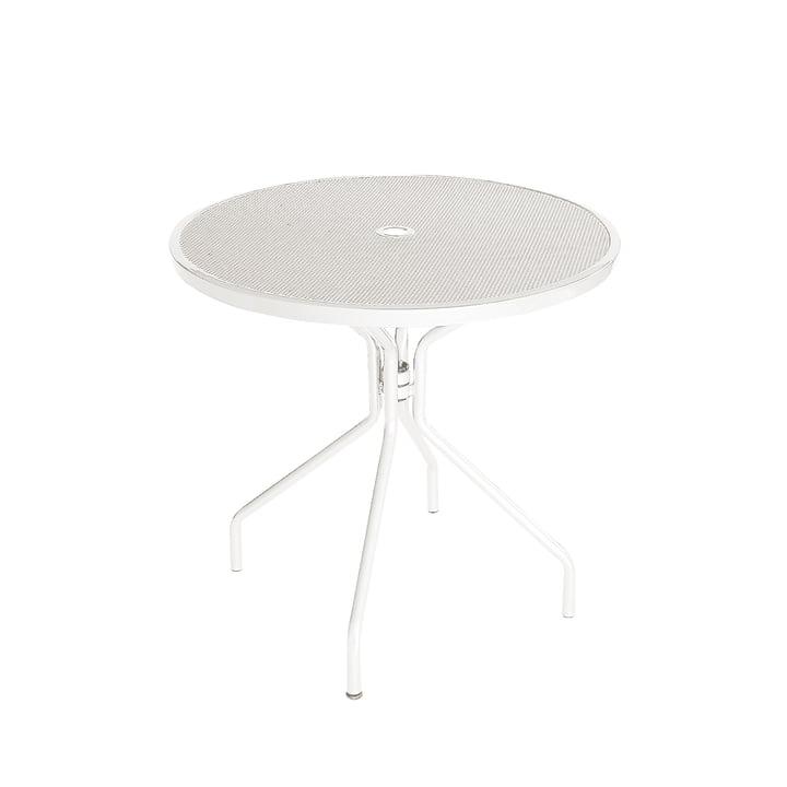 Cambi Tisch Ø 80 cm von Emu in weiß