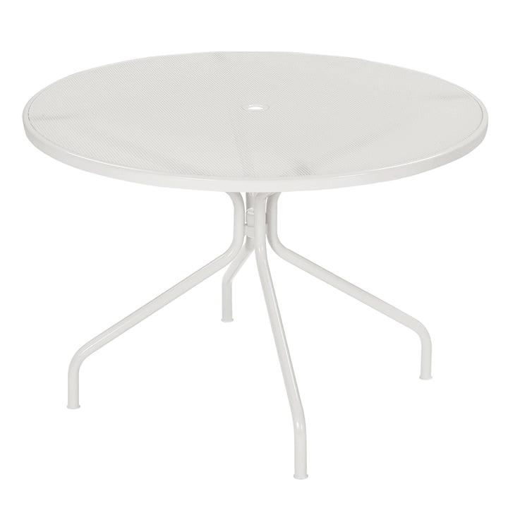Cambi Tisch Ø 120 cm von Emu in weiß