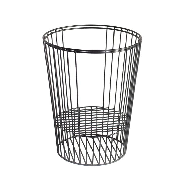 Rahmen für Ernestin Tisch und Zeitschriftenhalter von Hartô in Schwarz