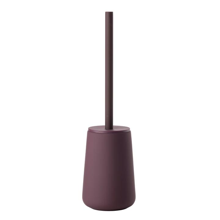 Violette Nova-Toilettenbürste von Zone
