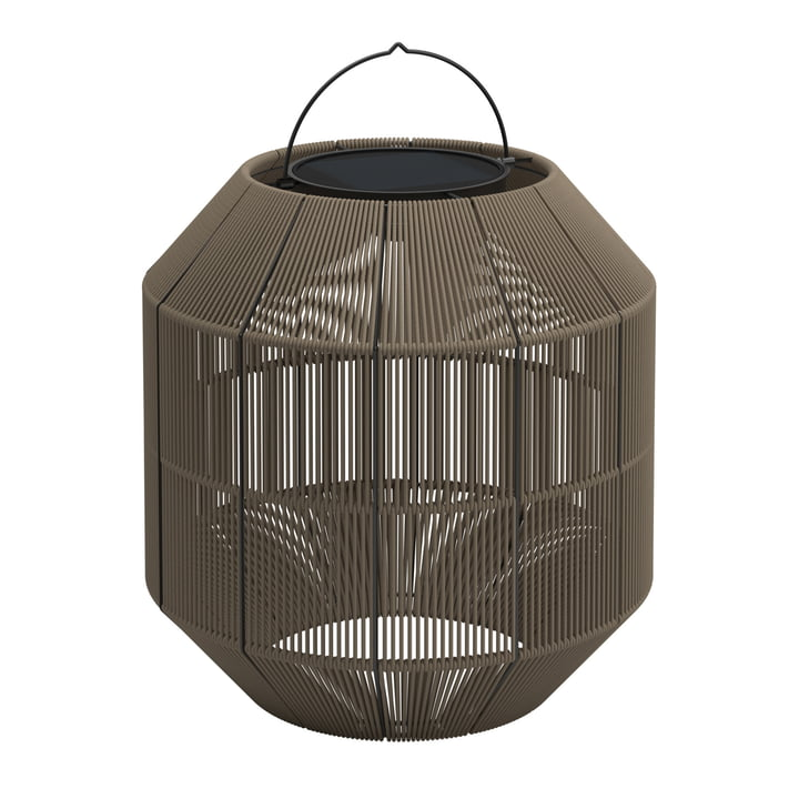 Gloster - Ambient Nest Solarleuchte, fawn