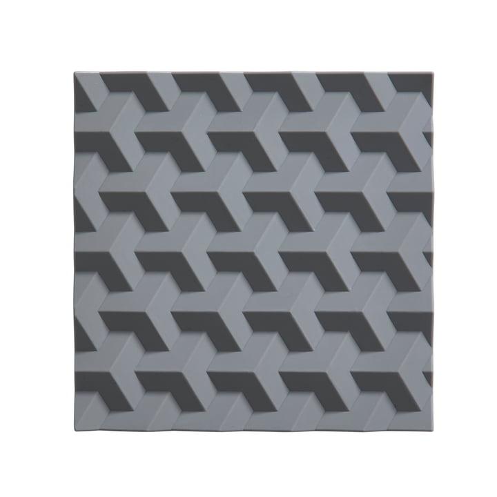 Origami Untersetzer Fold von Zone Denmark in Cool Grey