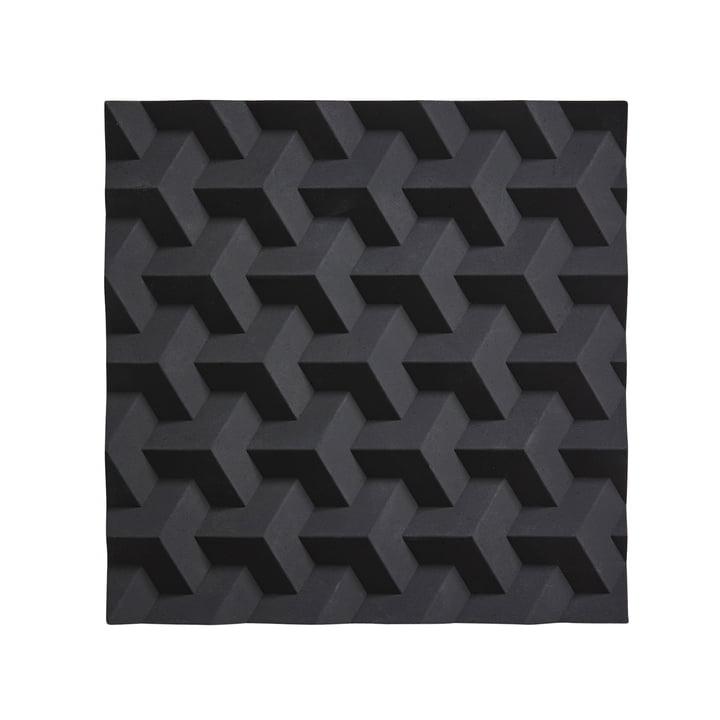 Origami Untersetzer Fold von Zone Denmark in Schwarz