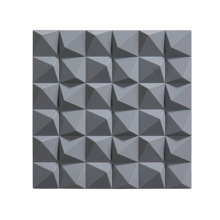 Origami Untersetzer Mix von Zone Denmark in Cool Grey