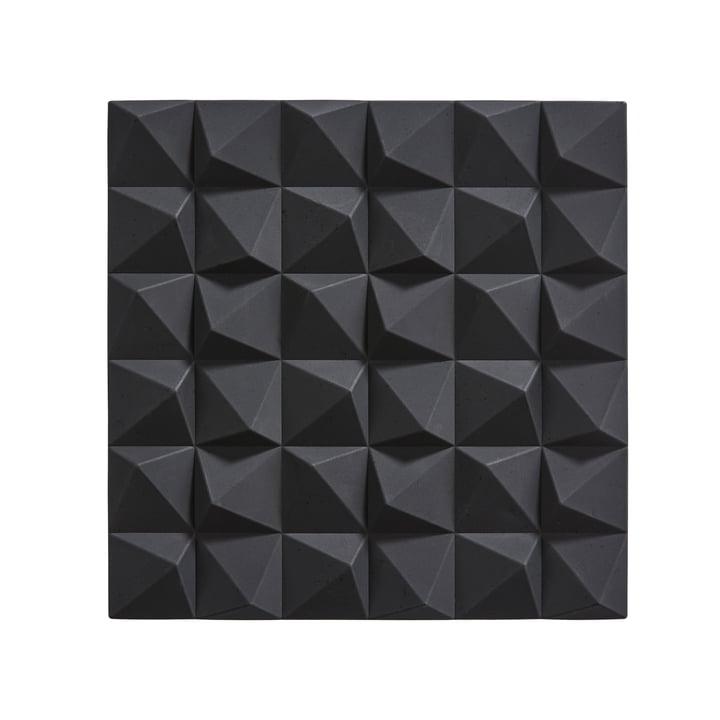 Origami Untersetzer Mix von Zone Denmark in Schwarz