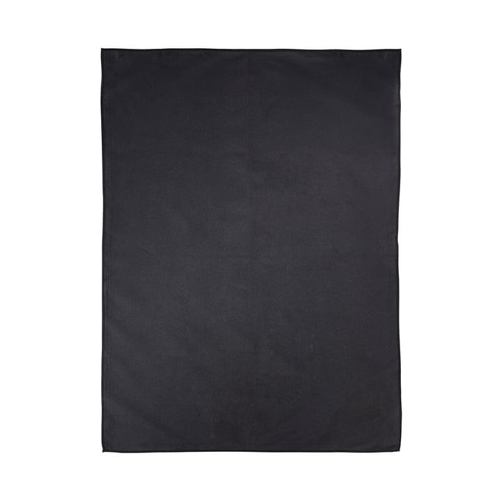Das Zone Denmark - Mikrofaser Geschirrtuch, 70 x 50 cm, schwarz