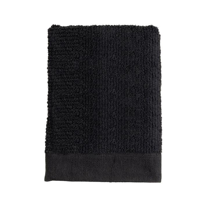 Das Zone Denmark - Classic Handtuch, 100 x 50 cm, schwarz