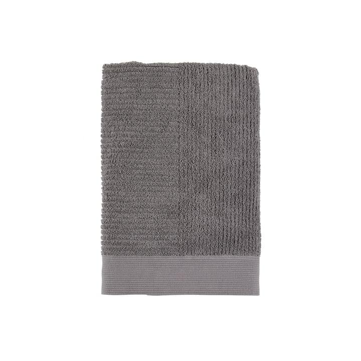 Das Zone Denmark - Classic Gästehandtuch, 50 x 70 cm, grau