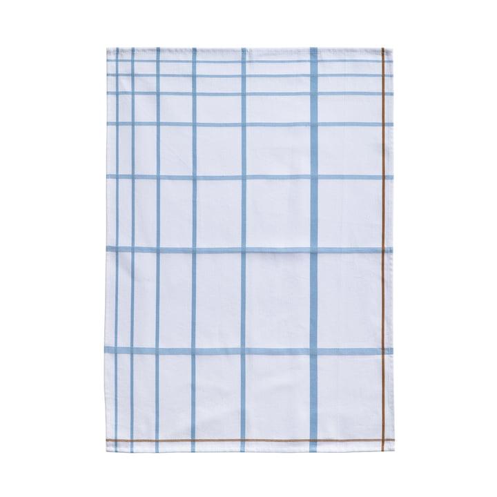 Geschirrtuch 70 x 50 cm von Zone Denmark in Weiß / Blau