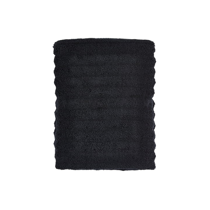 Das Zone Denmark - Prime Handtuch, 50 x 100 cm, schwarz