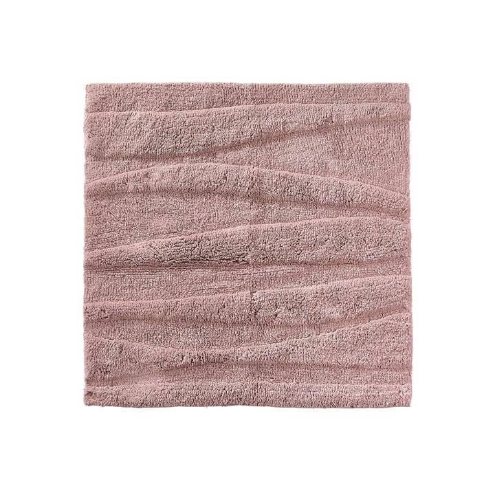 Die Zone Denmark - Flow Badezimmermatte, 65 x 65 cm, nude