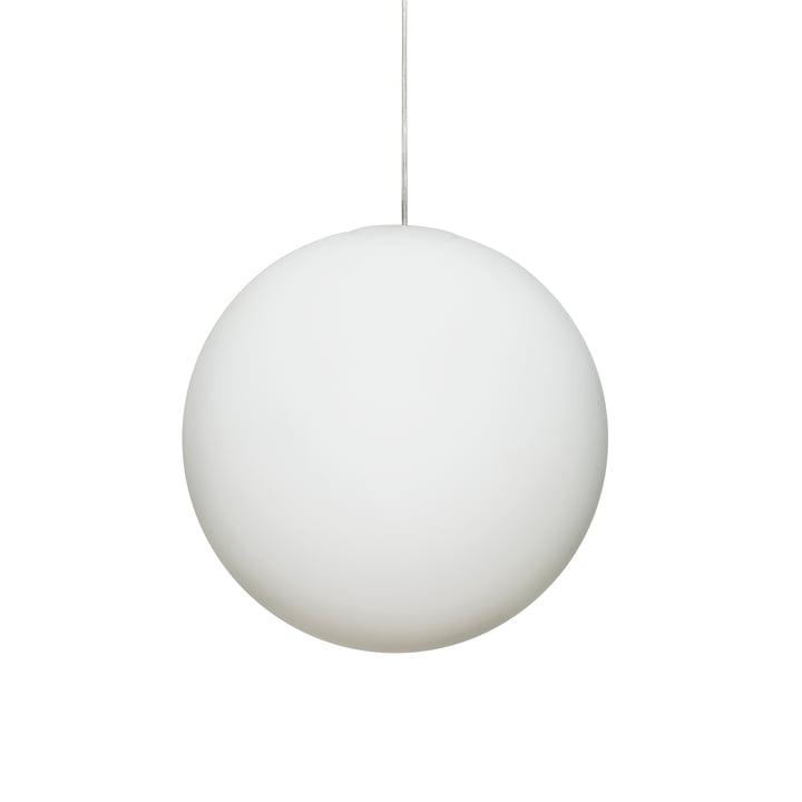 Luna Pendelleuchte Ø 30 cm von Design House Stockholm in Weiß