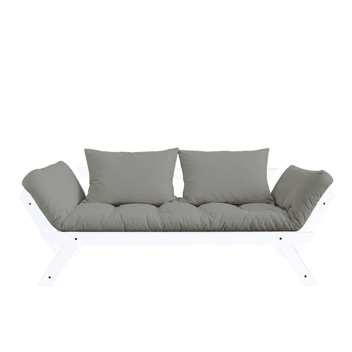 Das Karup Design - Bebop Sofa in weiß / grau