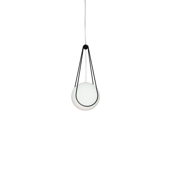 Design House Stockholm - Kosmos Aufhängung zur Luna Pendelleuchte Ø 16 cm, schwarz