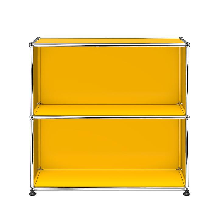 Das USM Haller - Sideboard S, goldgelb (RAL 1004)